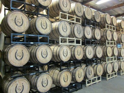 Lagunitas Brewing Co. - Barrel Aging the Beer