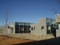 Santa Fe County Public Works - Administrative Building Passive Solar Wings