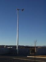 Santa Fe County Public Works - Bergey 10KW Wind Turbine