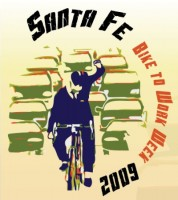 Bike to Work Week Santa Fe 2009