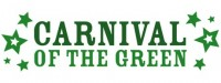 Carnival of the Green - logo