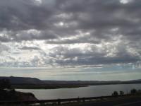 Cochiti Lake Clouds