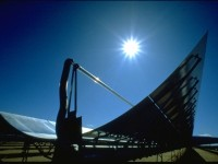 Concentrating Solar Power Trough