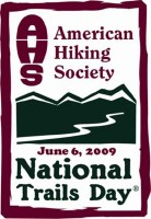 National Trails Day 2009 Logo