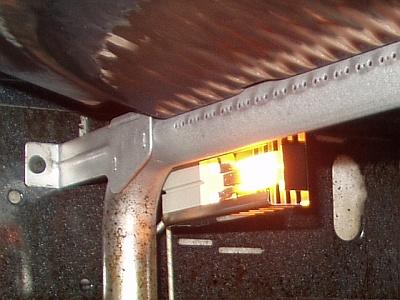 Oven Glow Bar Igniter