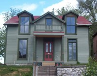 Rehabbed Historic House