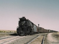 Santa Fe R.R. Freight Train