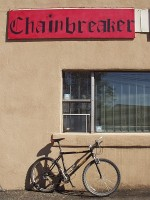 Mountain Bike donated to the Chainbreaker Collective
